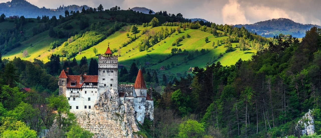 Castillo de Bran (Conde Drácula)