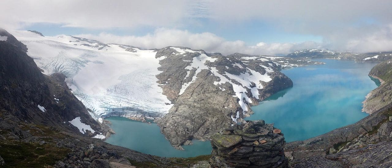 Glaciar de Folgefonna
