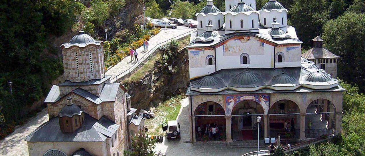 Monasterio de san joakim osogovski (Macedonia)