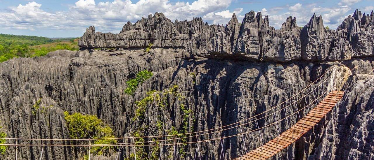 Tsingy-de-bemaraha National Park