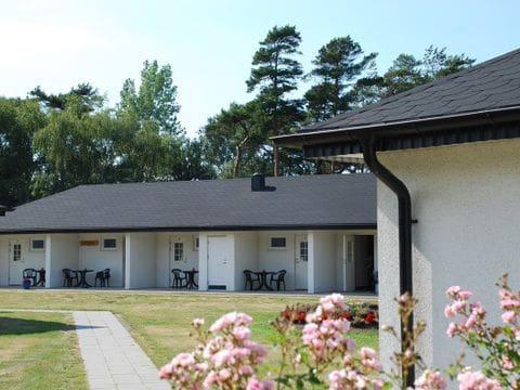 Nuestro alojamiento en Falsterbo