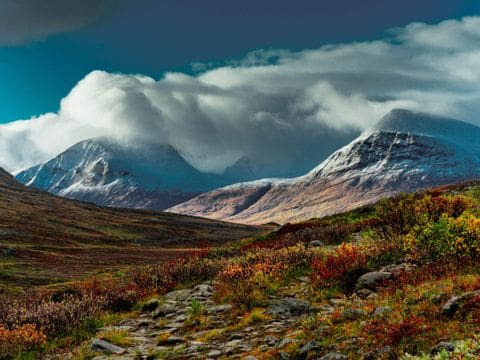 Parque Nacional de Abisko (Suecia)