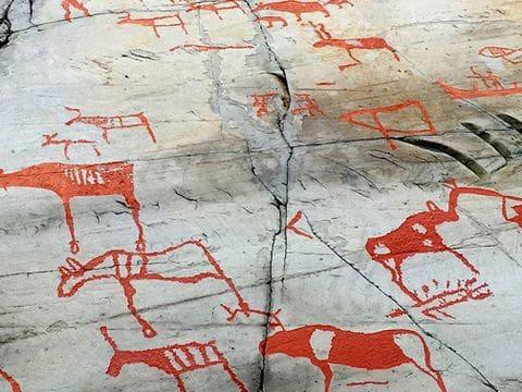 Pinturas rupestres de Alta
