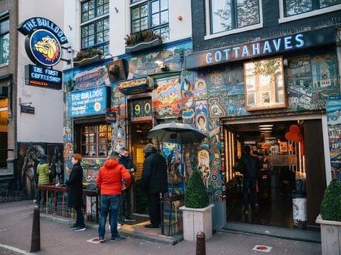 Coffe-shops Amsterdam