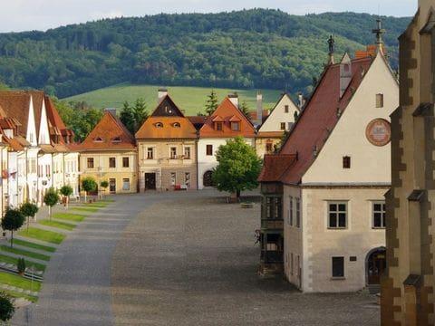 Bardejov. Pueblo patrimonio de la UNESCO