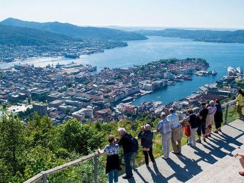 Flouyen (Bergen-Noruega)