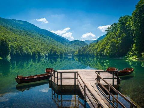 Parque Nacional de Biogradska Gora