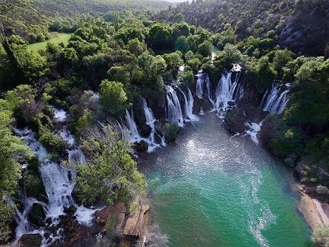 Cascada de Kravica