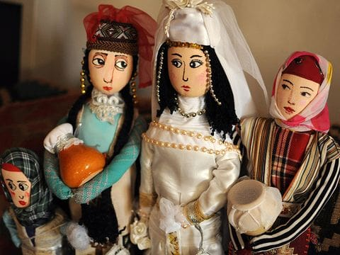 Muñecas armenias