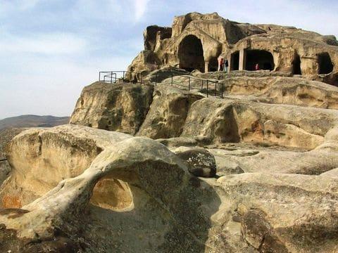 Cuevas-Uplistsikhe