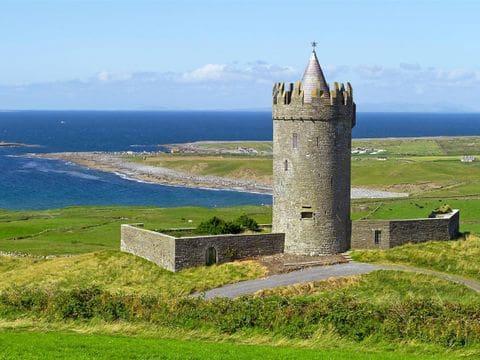 Doonagore castillo