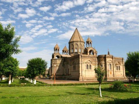 Catedral de Echmiadzin