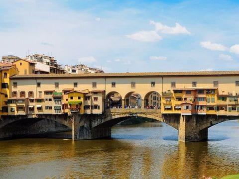 Florencia - Ponte_Vecchio