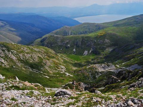 Parque Nacional de Galicica