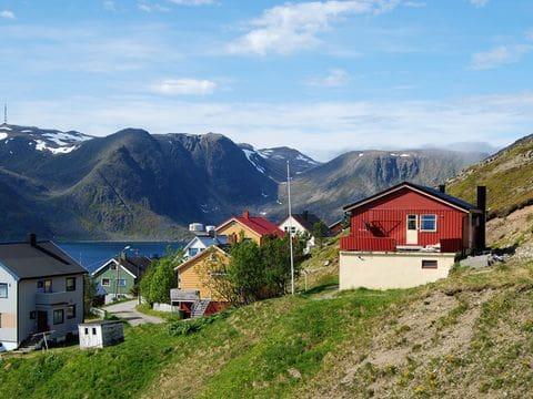 Honningsvag (Noruega)