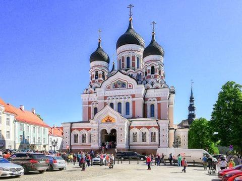 Catedral Alexander Nevsky Tallinn
