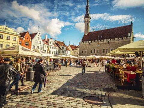 Tallinn (Patrimonio de la UNESCO)