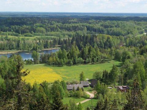 Tipico paisaje