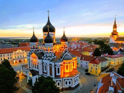 Catedral Alexander Nevski (Tallinn)