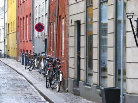 Copenhagen, ciudad de las bicicletas