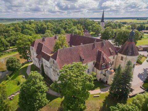 Castillo de Jaunpils