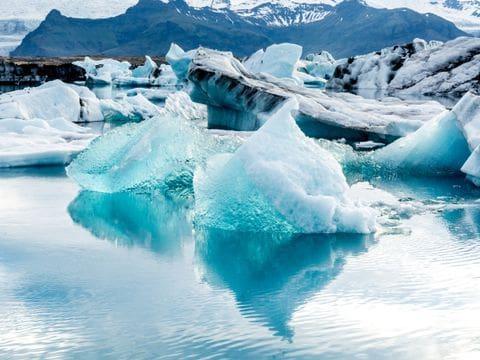 Glaciar Jökulsárlón
