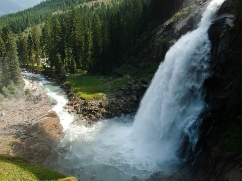 Cascada de Krimmi