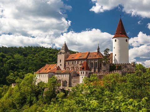 Castillo de Krivoklat