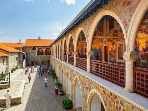Monasterio de Kykkos