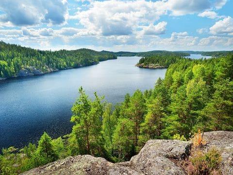 Region de Kuusamo