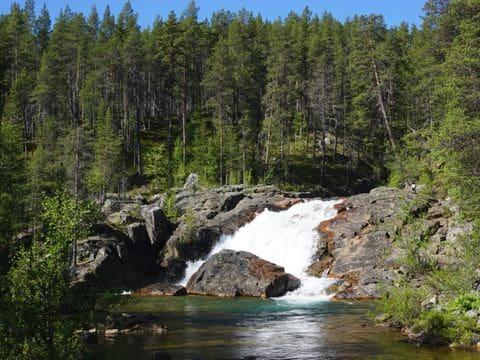Parque Nacional de Lemmenjoki