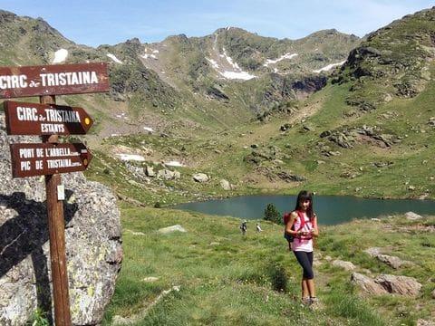 Lago de Tristaina