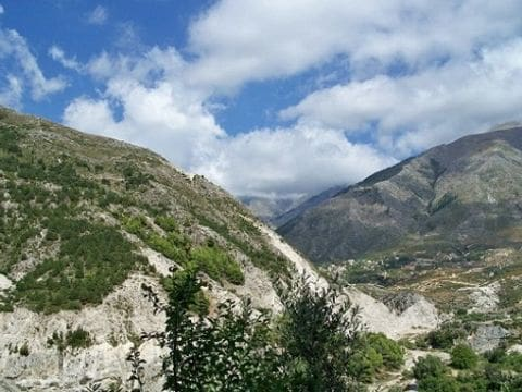 Parque Nacional Llogara (Albania)