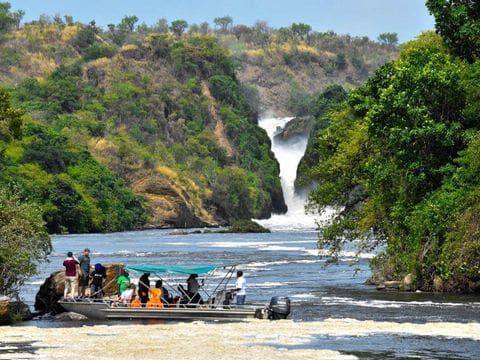 Parque Nacional Murchinson Falls