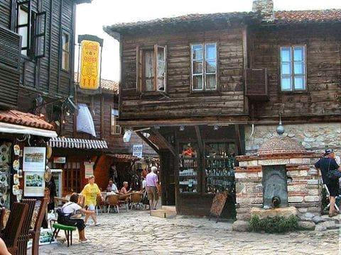 Nesebar (Costa del mar Negro)