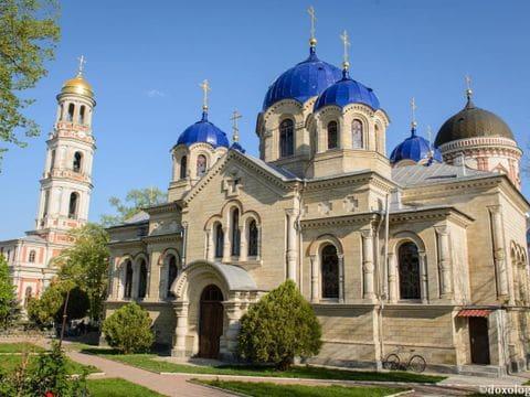 Monasterio de Noul Neamt