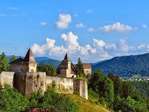 Castillo de Ostrozac