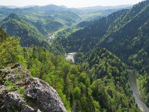Parque nacional de Pieniny