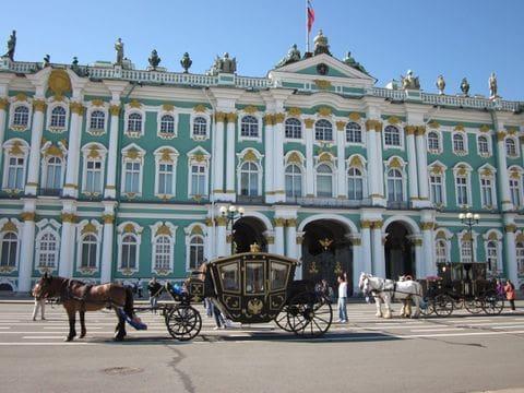 San Petersburg. Museo del Ermitage
