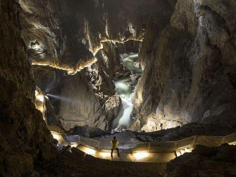 Cuevas de škocjan