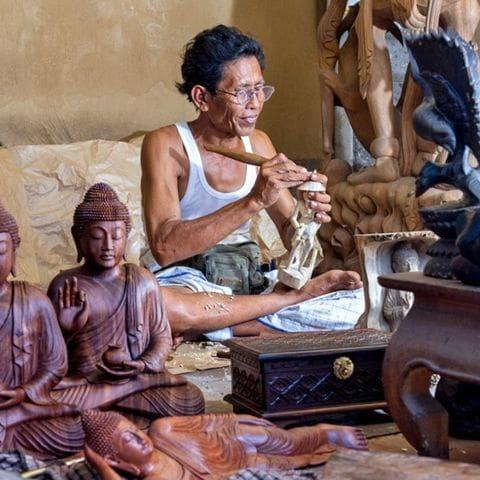 Pueblos de artesanos