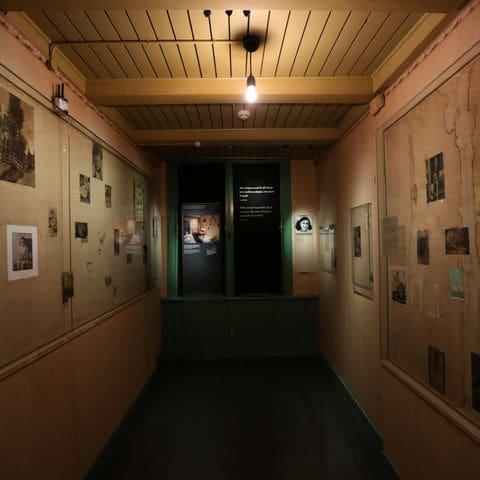 Casa museo de Anna Frank (Amsterdam)