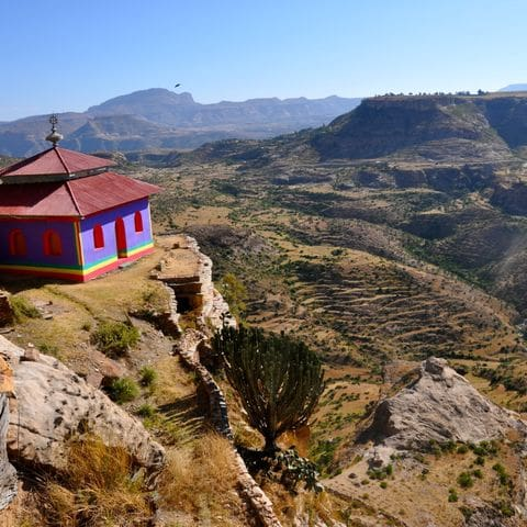 Monasterio Debre Damo