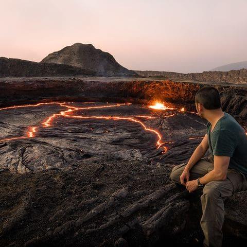 Volcán Erta Ale