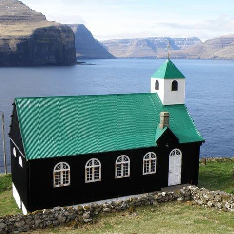 Iglesia de Fugloy