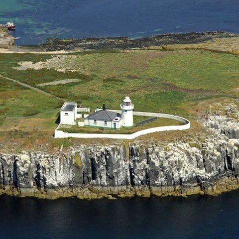 Isla de Inner Farne