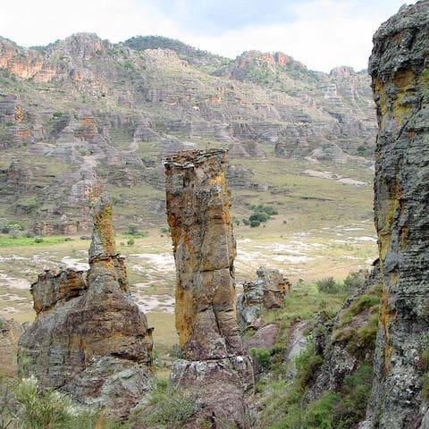 Parque Nacional de Isalo