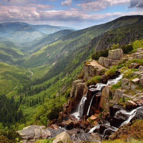 Parque nacional Krkonoše