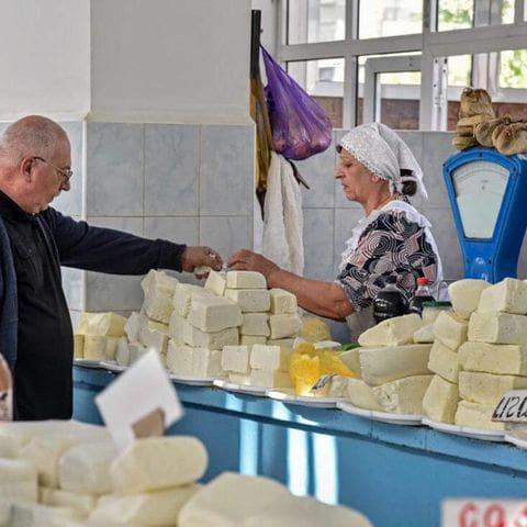 Mercado de Chisinau