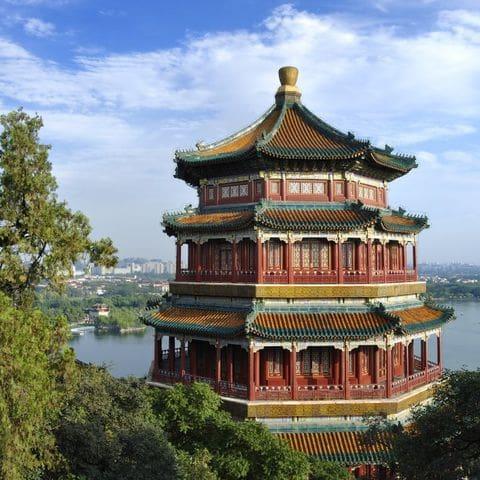 Palacio de verano (Pekin)